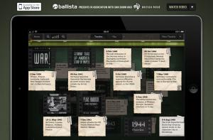 IFH WW2 App DanSnow Timeline World War 2