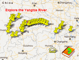 Interactive Map of Isabella Bird Explorer