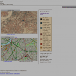 LSE's web resource compares Booth Map with 2000 modern map
