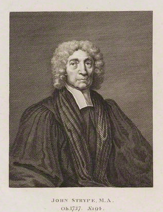 John Strype Survey of London